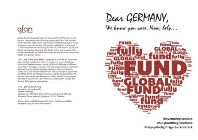 Card for Germany