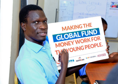 An important message for Global Fund funders and implementers