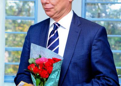 Ambassador Per Lindgarde