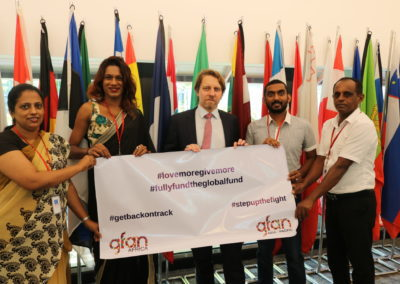 Communities and Civil Society meeting with EU delegation to Sri Lanka