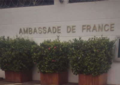 Embassy of the French Republic in Benin