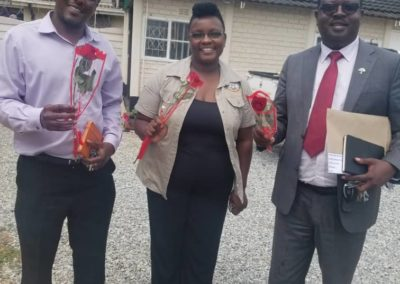 Zimbabwe CS advocates ready for the  Valentine's Day Action
