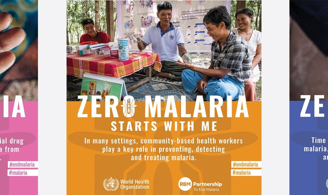 Zero Malaria Starts with Increased Investments & Political Commitment