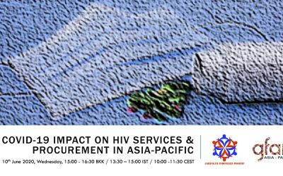 COVID-19 Impact on HIV Services & Procurement in Asia-Pacific