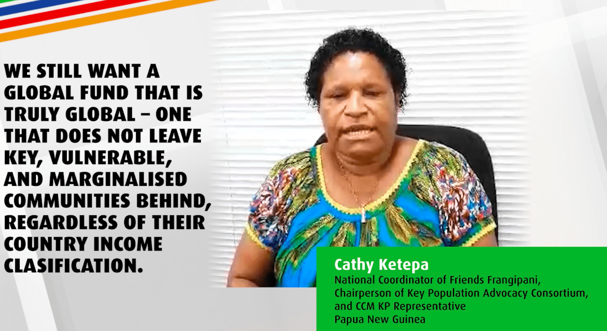 Cathy Ketepa