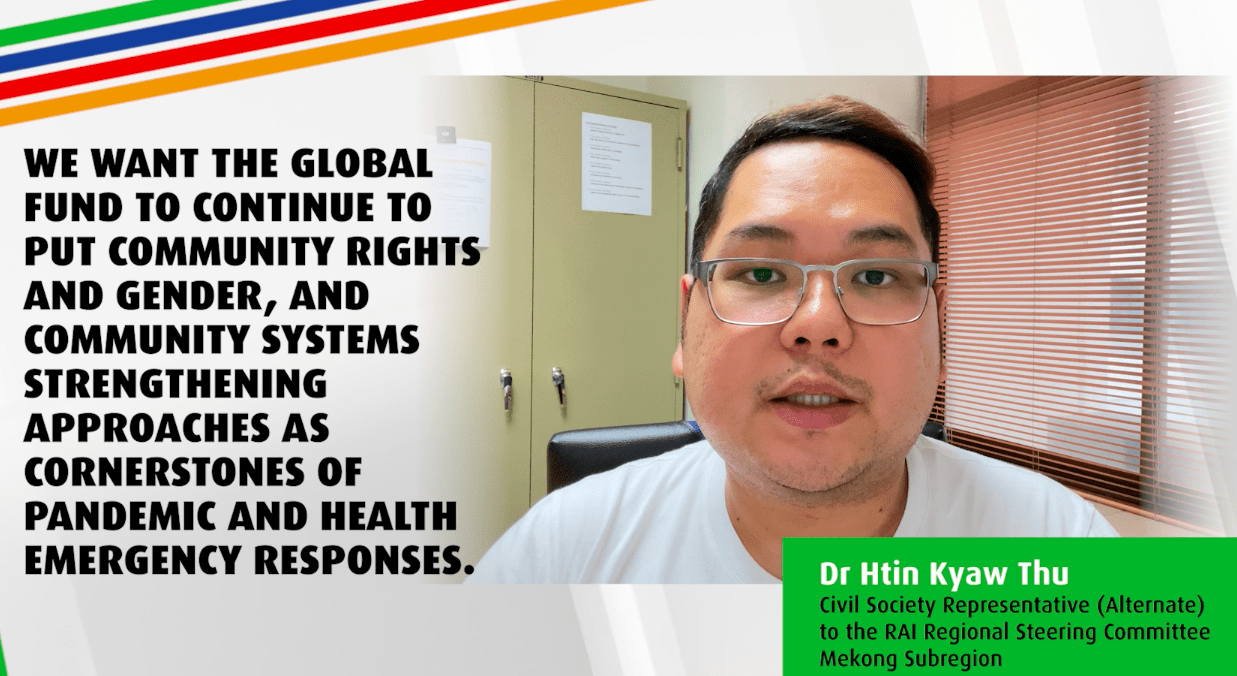 Dr Htin Kyaw Thu