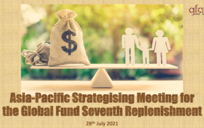Mobilising Asia-Pacific Communities & Civil Society for the Global Fund Seventh Replenishment