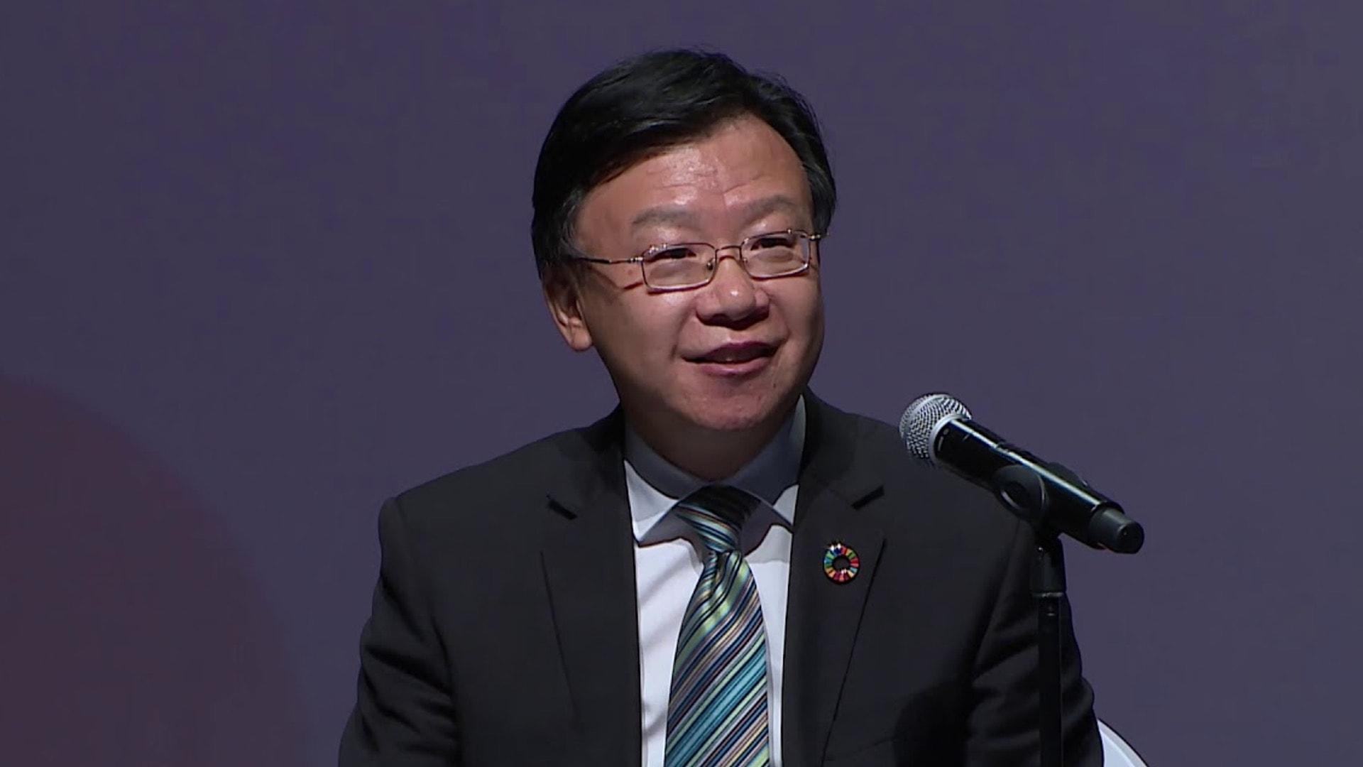 Dr MingHui Ren